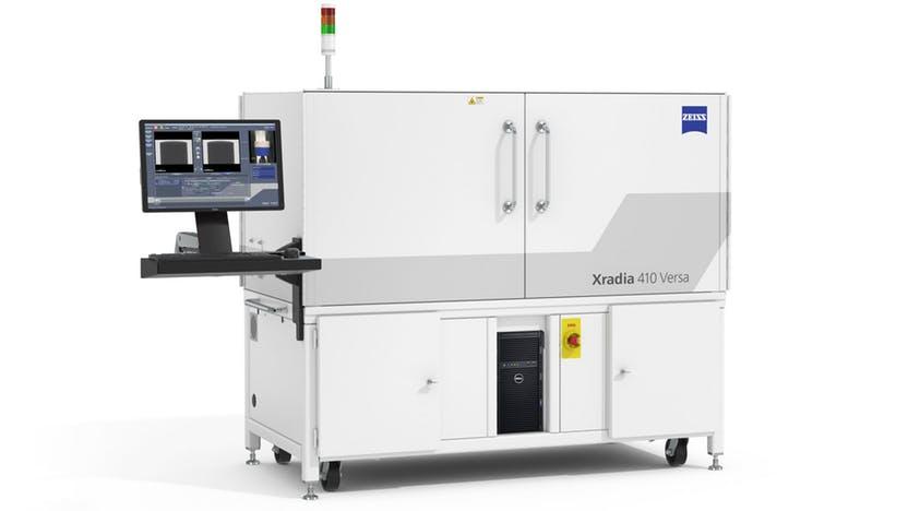 蔡司三维X射线显微镜(Micro CT)在中科院西双版纳所投入使用